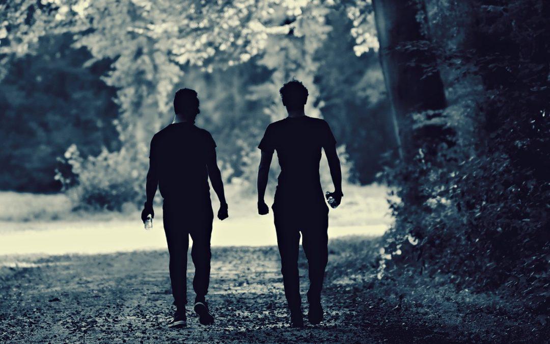 Amor entre hombres