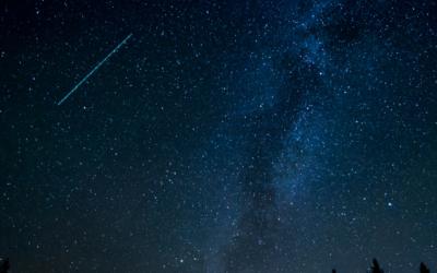 El cometa Kohoutek;