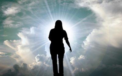 Encuentro cercano con ángeles